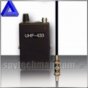 UHF PLL Receiver, NFM 433 MHz improved version