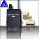 SET UHF Receiver / PhoneTransmitter in 2 way splitter NFM