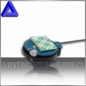 Micro UHF Pro Crystal-Controlled Room Transmitter 3 to 6V