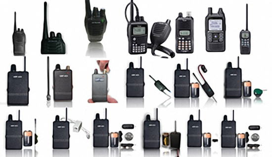 PROFESSIONAL SETS UHF