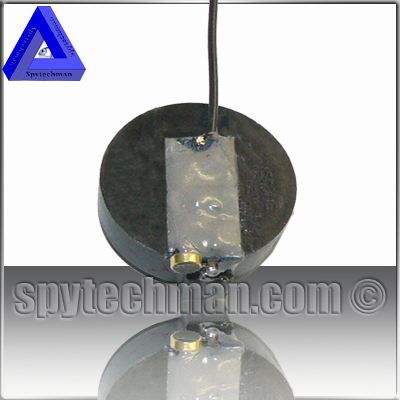 UHF 3-6V FM Bug Spy Transmitter Long Distance