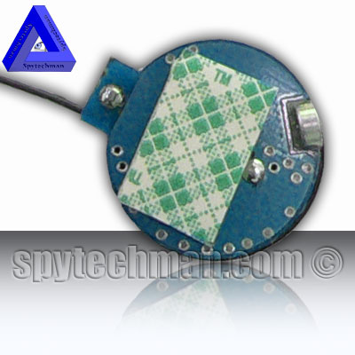 3-6V UHF Transmetteur FM Spy Bug long temps de travail