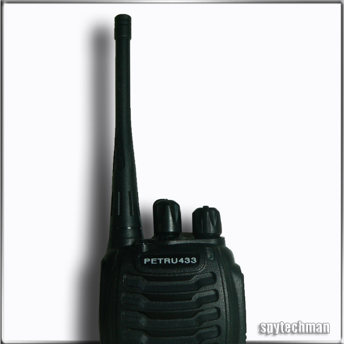 receiver UHF for Spy bugs transmitters